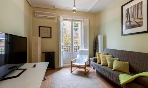 Madrid · Marianna: Close to Retiro park