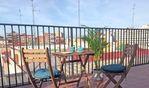 Burgos · Penthouse Terrace Center